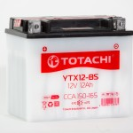 TOTACHI MOTO YTX12-BS 12 ач R
